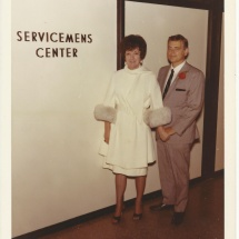 1970 Nov 22-Tom & Maggie Purdum (founder & first Board President)