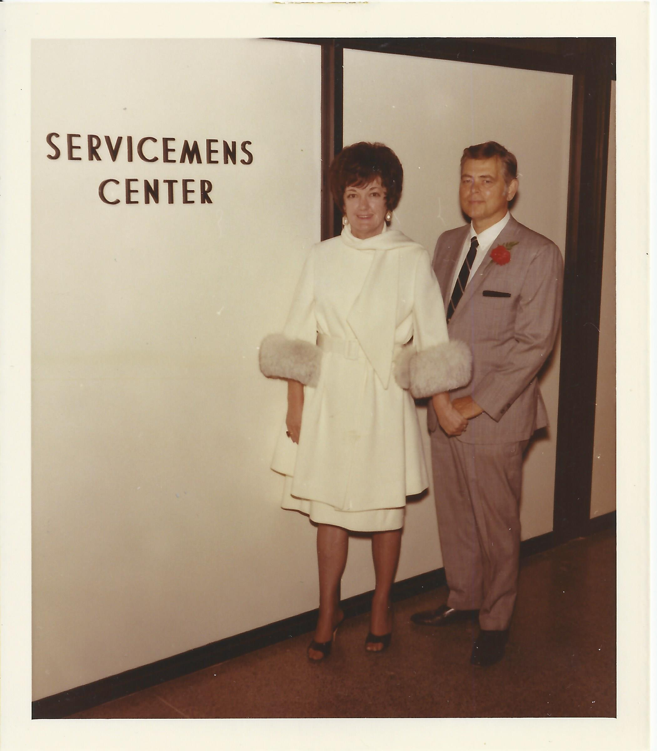 1970 Nov 22 -Tom & Maggie Purdum (founder & 1st Board President)